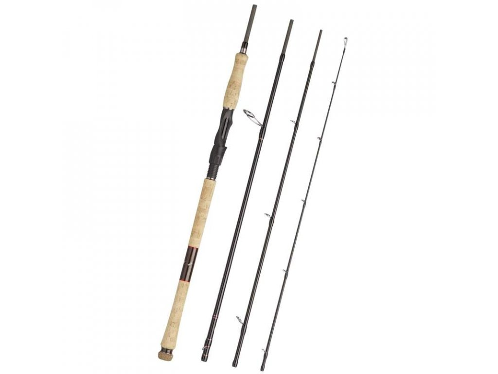 BERKLEY Pulse XCD Travel Spinning 2,70m 13-33g