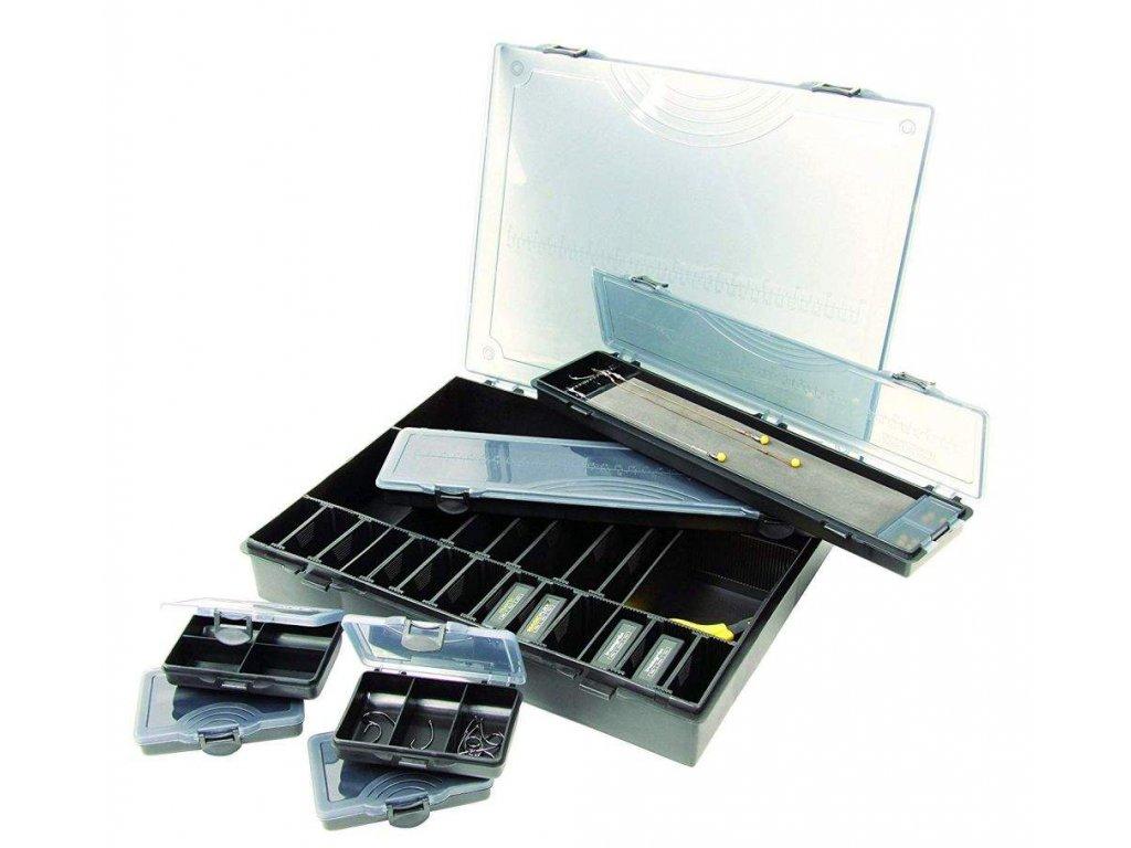krabička DAM MAD SPACE BOX - COMPLETE TACKLE SYSTEM
