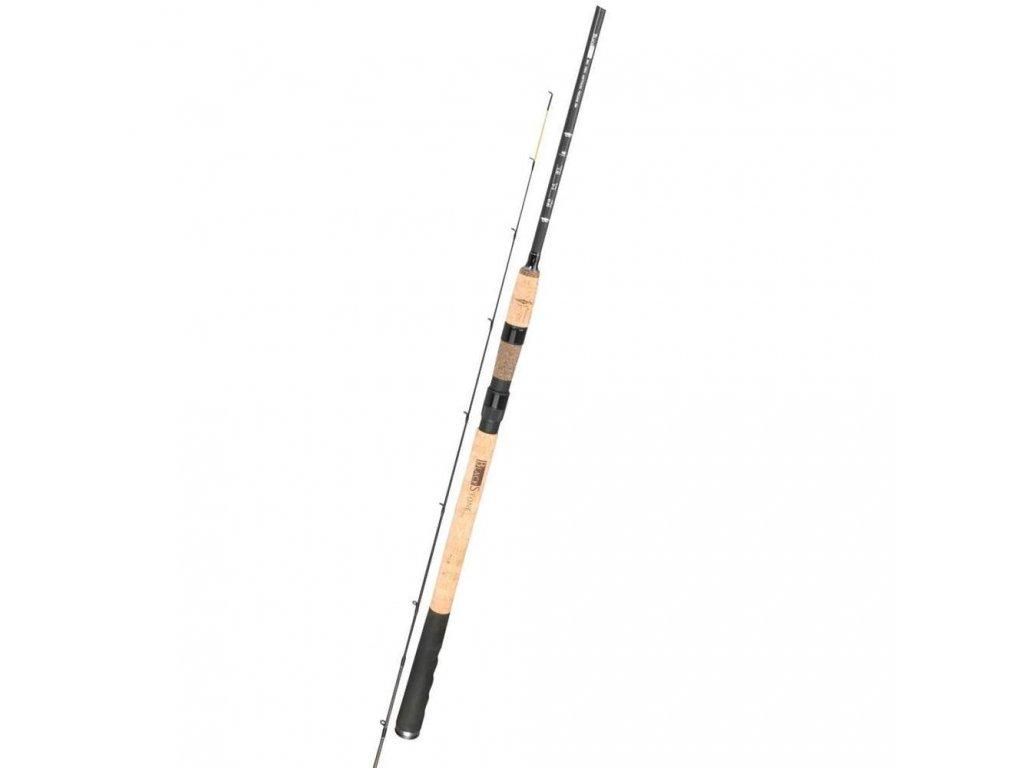 MIKADO Black Stone Big Fish Method Feeder 3,3m40-80g