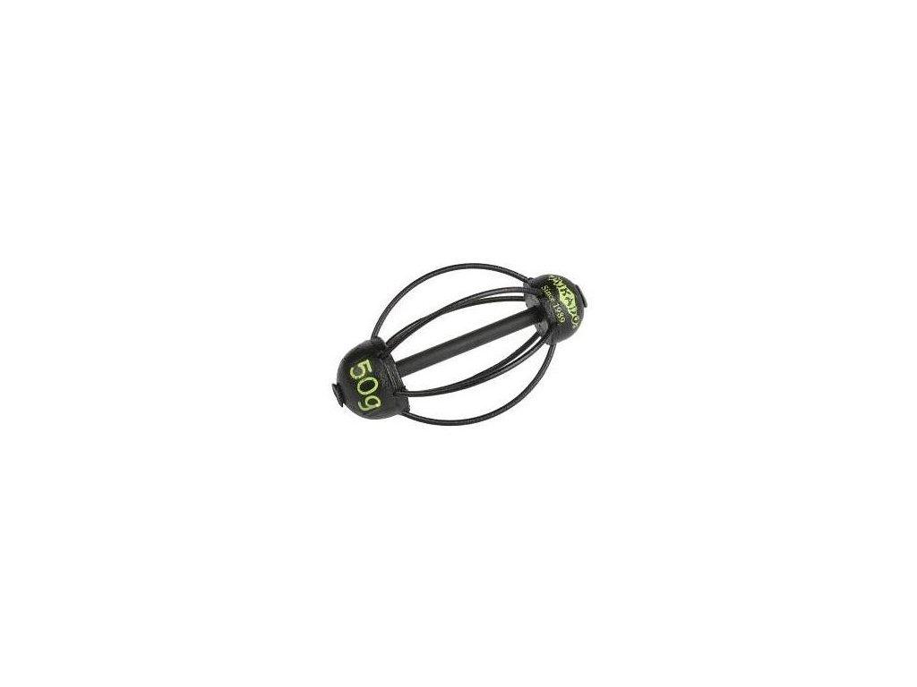 MIKADO Krmítko drátěné krátké (černé)