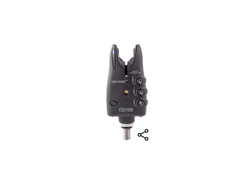 Flajzar FISHTRON Q9-RGB TX