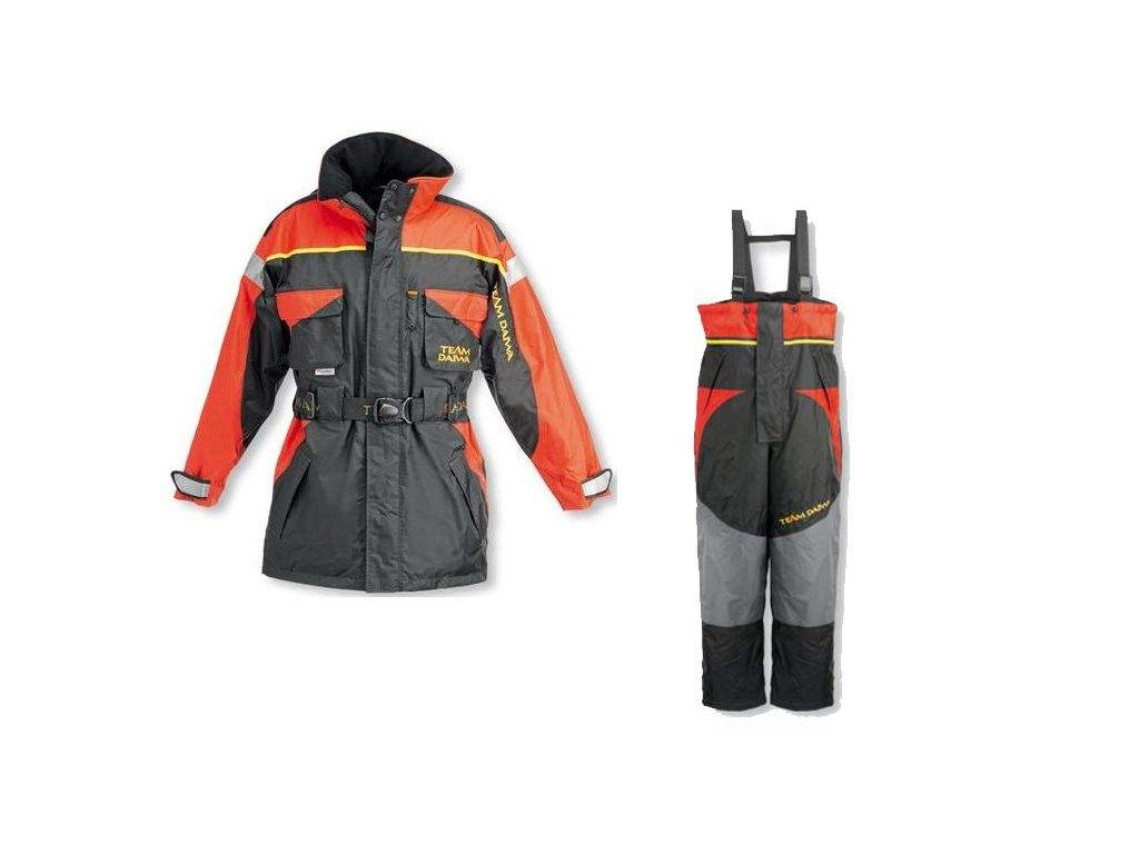 Plovoucí oblek Team Daiwa - Sundridge 2XL  2 dílný