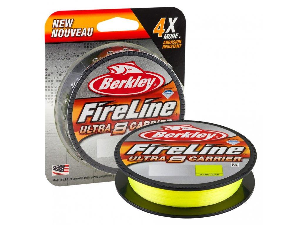 BERKLEY Fireline Ultra 8 Carrier 150m Fluorescent Green