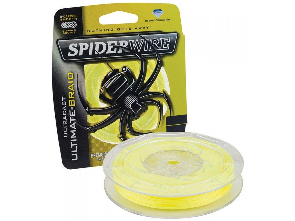 SPIDERWIRE Ultracast 270m Yellow