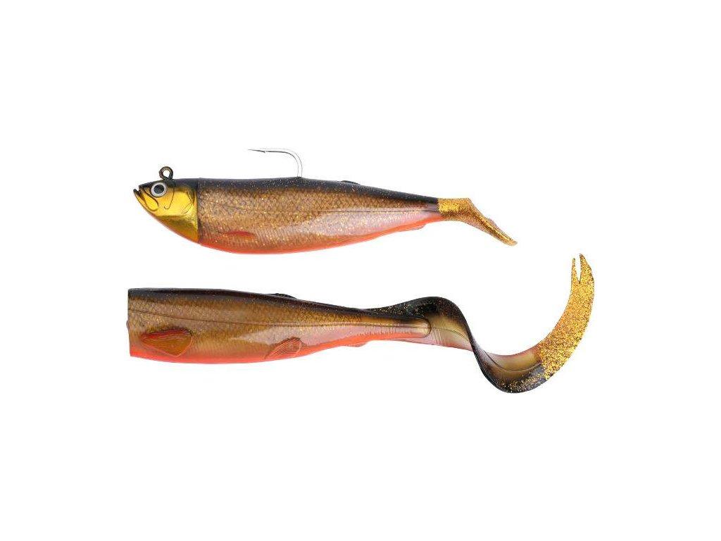 SAVAGE GEAR CUTBAIT HERRING RED FISH 25 cm 460 g