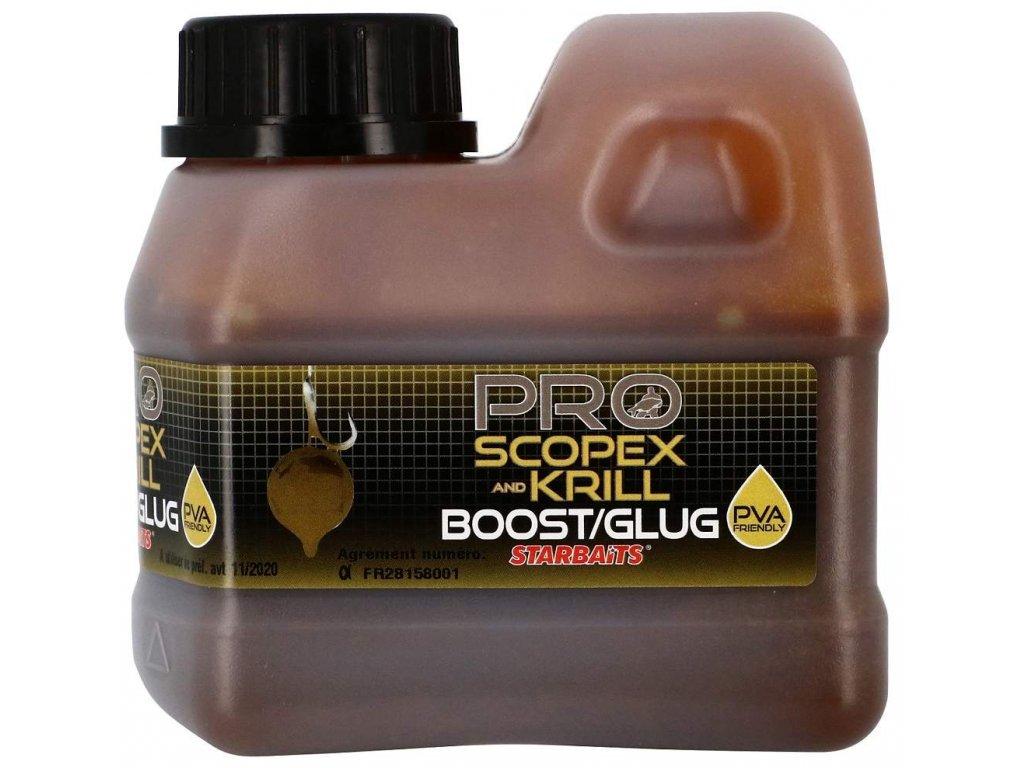 STARBAITS Booster Probio 500ml Scopex Krill