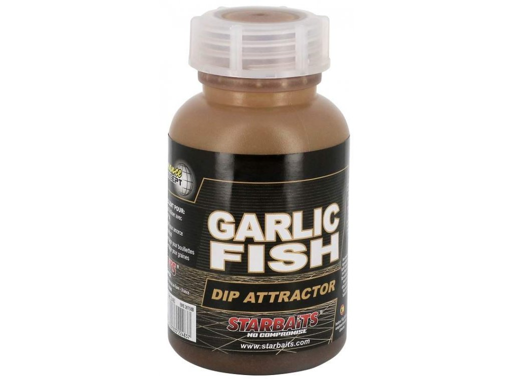 STARBAITS Dip Garlic Fish 200ml