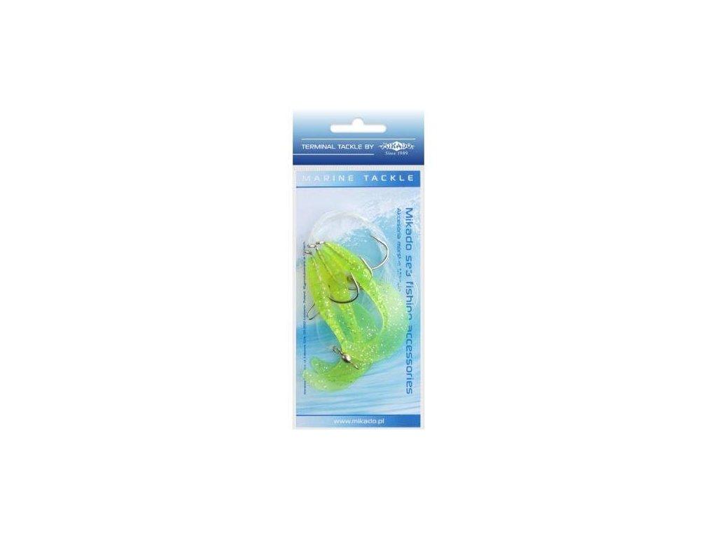 MIKADO Treble Pilk Twist Rig 6cm 4/0 3ks