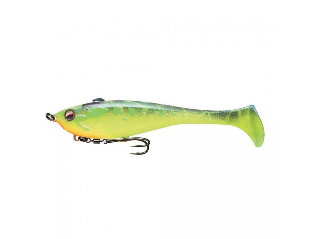 ILLEX Dunkle 19,5cm Chartreuse Boa