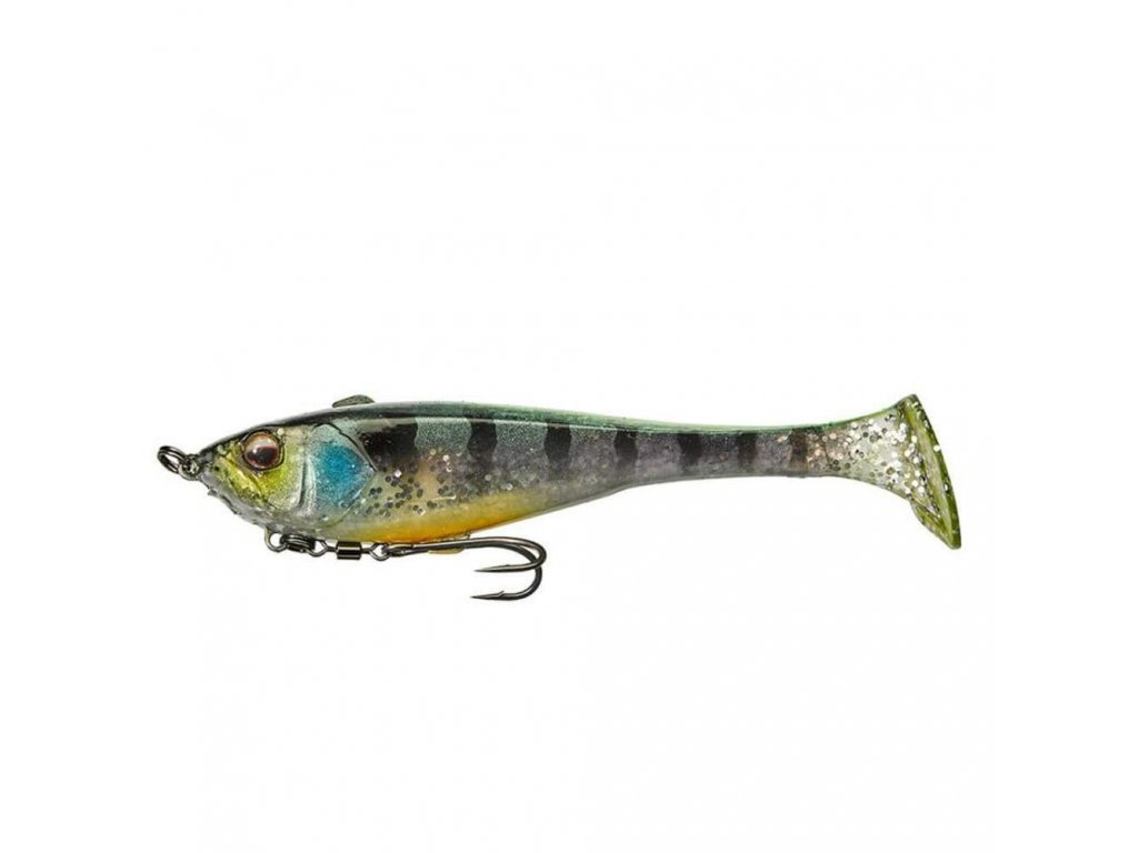 ILLEX Dunkle 15cm Chartreuse Strike Gill