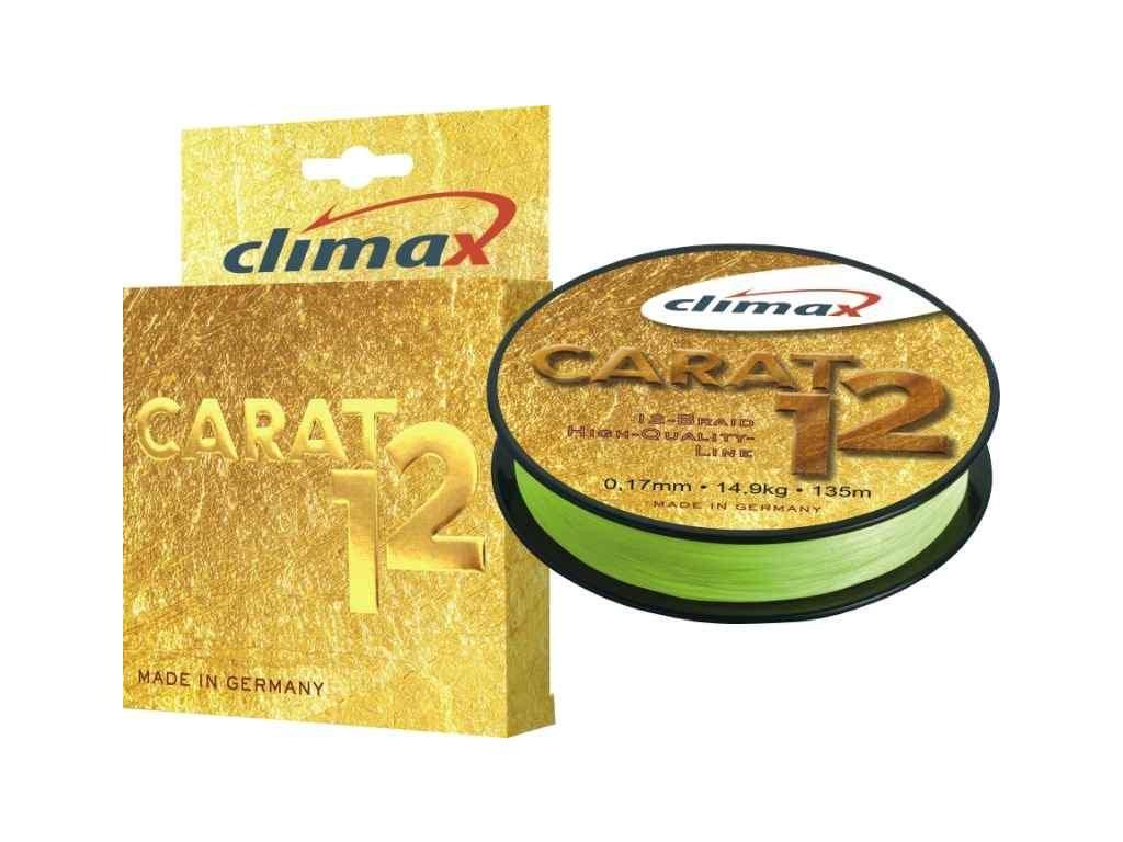 Pletená šnúra CLIMAX Carat 12