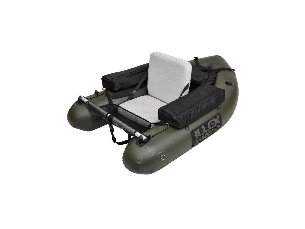 ILLEX Belly boat BAROODER Khaki