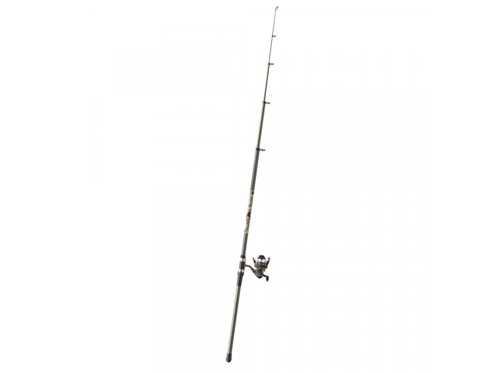 MITCHELL Tanager Camo Tele Spin Combo 3,5m 50-150g