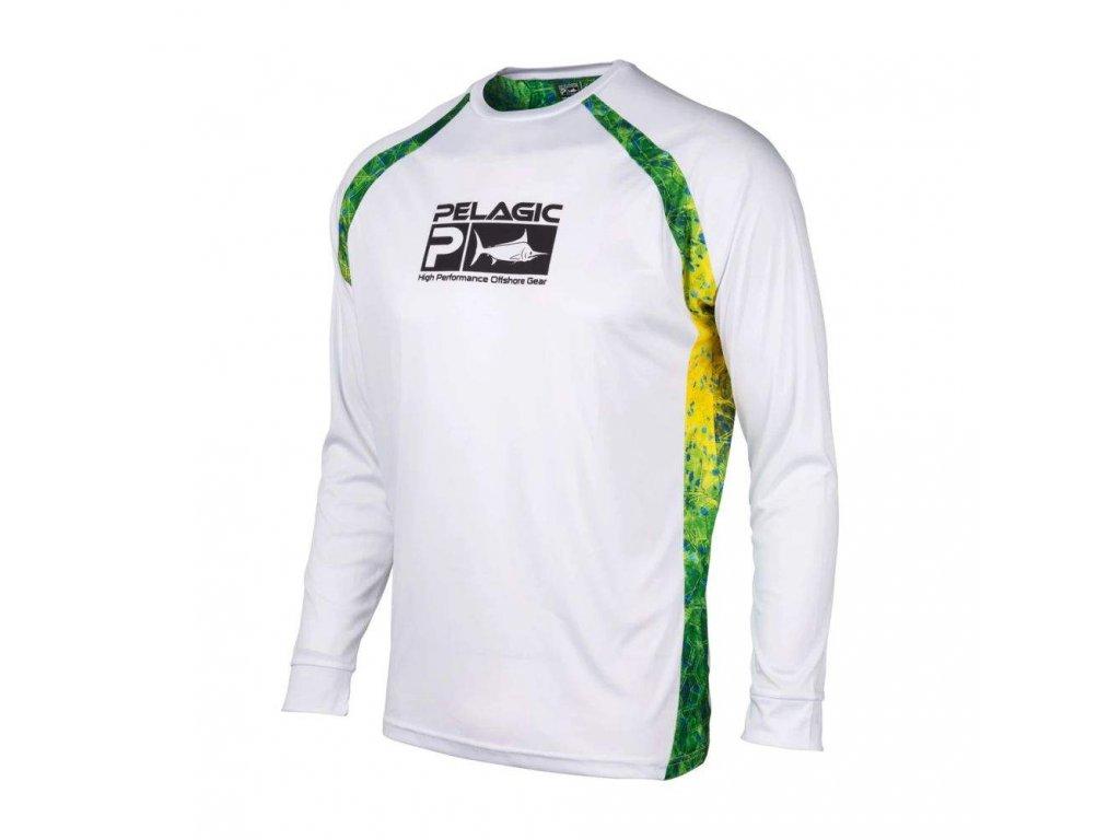 PELAGIC Sideline Performance Shirt - Dorado