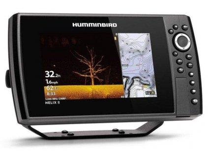 Humminbird HELIX 10x CHIRP MSI+ GPS G3N
