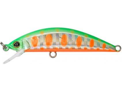 ILLEX Tricoroll 5,5cm HW Green Orange Yamame