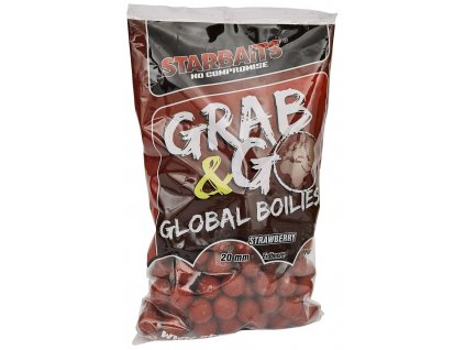 STARBAITS Global Boilies 1kg 20mm