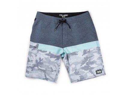 PELAGIC Blue Water Camo Fishing Shorts