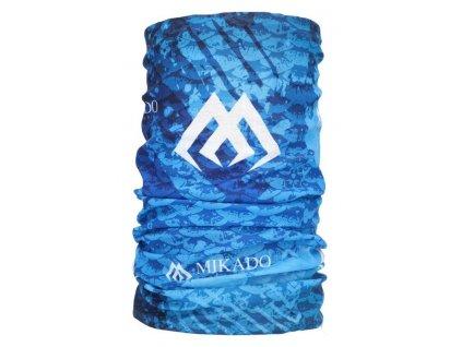 MIKADO nákrčník CHIMNEY CLASSIC Blue