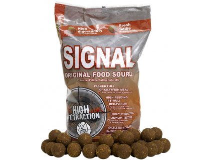 STARBAITS Boilies Concept Signal 1kg
