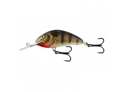 SALMO Hornet Floating 9cm Emerald Perch