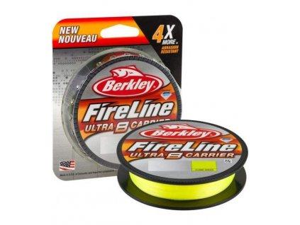 pletená šňůra Berkley Fireline Ultra 8 Carrier