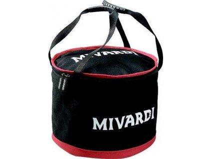 MIVARDI Míchací taška na krmení L s víkem - Team Mivardi