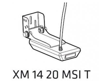 Humminbird sonda XM 14 20 MSI T (SOLIX)