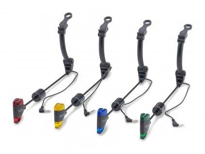 Anaconda sada 4 Swingerů Vipex TXR (červená, zelená, modrá, žlutá)