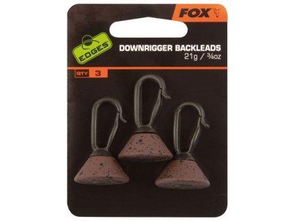 FOX Edges Downrigger Back Leads 43g