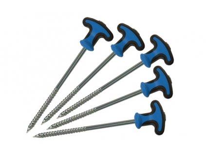 Kolíky k bivaku - Blue Peg Set