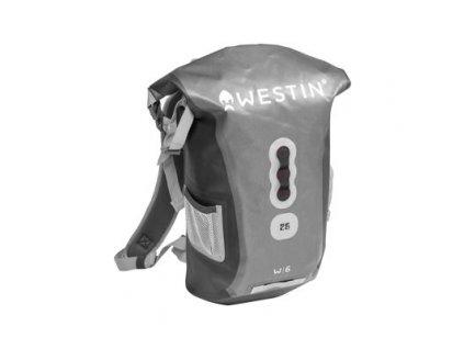 Westin: Batoh W6 Roll-Top Backpack Silver/Grey 25l