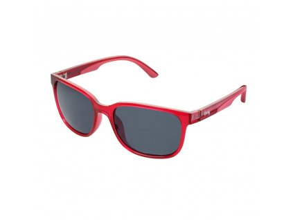 BERKLEY URBN Sunglasses Crystal Red/Smoke