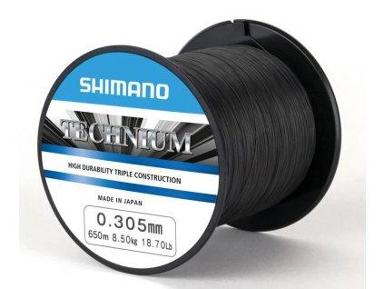 Shimano Technium PB 2480 m 0,20 mm 3,8 kg šedý