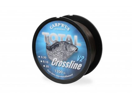 CARP ´R´ US Total Crossline V2 Brown 1200m