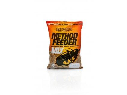 MIVARDI Method feeder mix 1kg Black Halibut