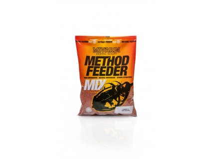 MIVARDI Method feeder mix 1kg Cherry & Fish Protein