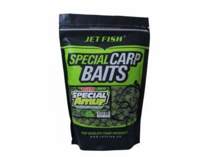 JET FISH Special amur pelety 1kg 12mm Vodní rákos