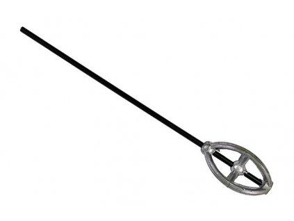 DELPHIN Olověné krmítko s trubičkou