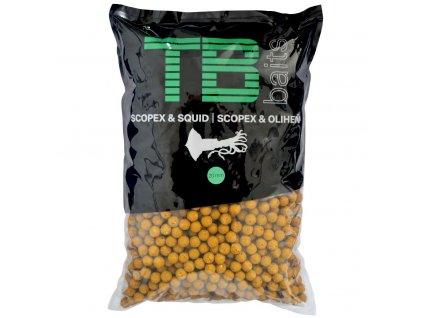TB BAITS Boilie Scopex Squid 10kg
