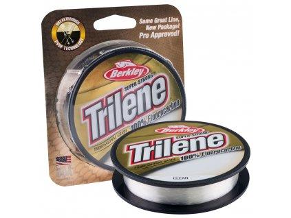 BERKLEY Trilene 100% Fluorocarbon Leader 50m Clear