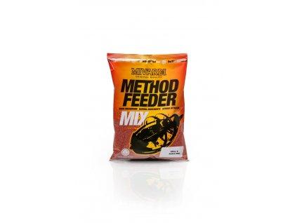 MIVARDI Method feeder mix 1kg Krill & Robin Red