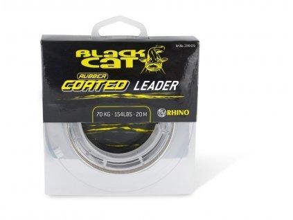 BLACK CAT Power Leader 100kg 20m Grau