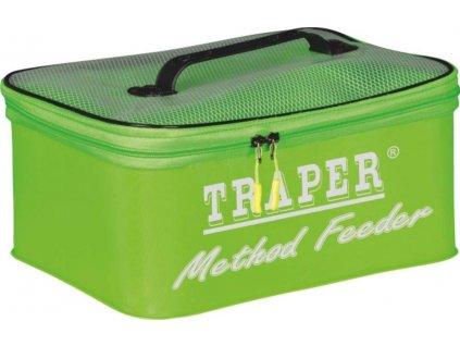 hranatá vanička s víkem Traper