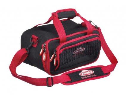 Přívlačová taška Berkley Powerbait Bag Black M