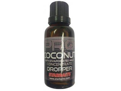 koncentrovaná tekutina STARBAITS PROBIOTIC DROPPER COCONUT 30ML