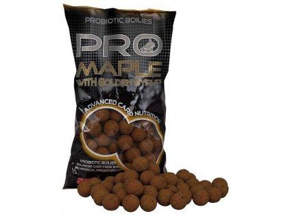 STARBAITS Probiotic Mapple Boilies 20mm 1kg
