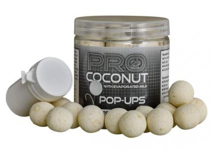 STARBAITS Pop Up Probiotic Coconut 14mm 60g