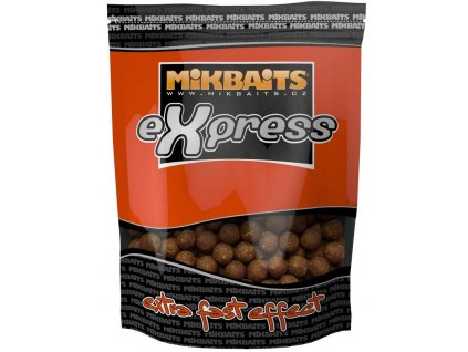 MIKBAITS eXpres Boilies 1kg 18mm Olihen