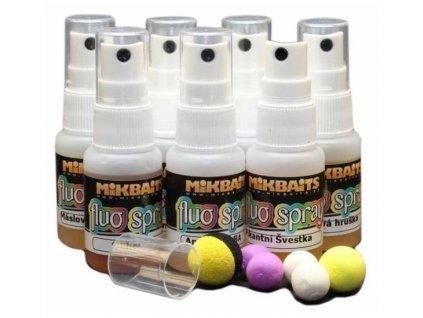 MIKBAITS Pop-up fluo spray 30ml